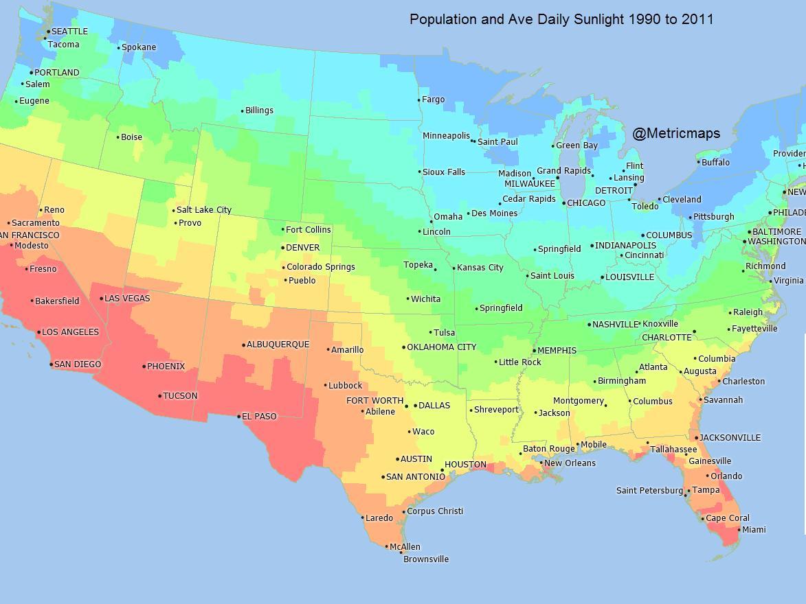 Usa Kartta